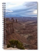 Sunrise At Mesa Arch - Canyonlands National Park - Moab Utah Spiral Notebook
