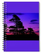 Sunrise At Point Pleasant Park Spiral Notebook
