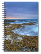 Sunrise Beneath The Storm Spiral Notebook
