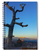 Sunrise Bryce Canyon Spiral Notebook