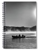 Sunrise Fishing 2 Spiral Notebook