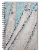 Sunrise Fog Regatta Spiral Notebook