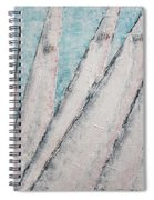 Sunrise Fog Regatta Spiral Notebook