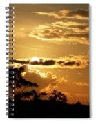 Sunrise Over Fort Salonga4 Spiral Notebook