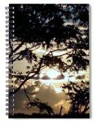 Sunrise Over Fort Salonga6 Spiral Notebook