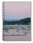 Sunrise Over Mallets Bay Variations - Two Spiral Notebook