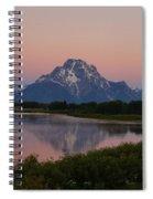 Sunrise Reflections Spiral Notebook