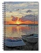 Sunrise - Rise And Shine Spiral Notebook