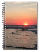 Sunrise Serenity Spiral Notebook