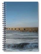Sunrise Shoreham  Spiral Notebook