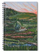 Sunrise Touch Spiral Notebook