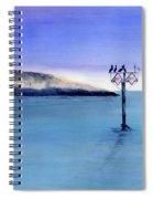 Sunrise Watchers Spiral Notebook