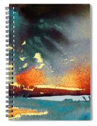 Sunset 08 Spiral Notebook