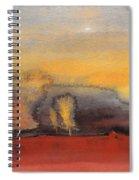 Sunset 23 Spiral Notebook