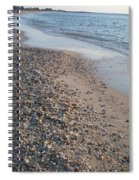 Sunset Beach Cape May Nj Spiral Notebook