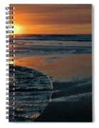 Sunset Capture Spiral Notebook