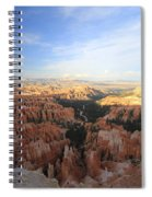 Sunset Colours Bryce Canyon 2 Spiral Notebook