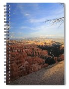 Sunset Colours Bryce Canyon 4 Spiral Notebook