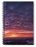 Sunset For Days Spiral Notebook