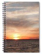 Sunset Gate 17 2 Spiral Notebook
