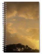 Sunset Glow 2 Spiral Notebook