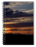 Sunset I I Spiral Notebook