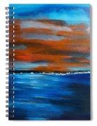 Sunset II Spiral Notebook