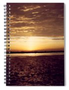 Sunset In Fl Spiral Notebook