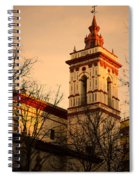 Sunset In Seville - San Roque Spiral Notebook