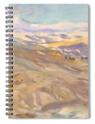 Sunset, John Singer Sargent Spiral Notebook