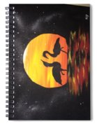 Sunset Love Spiral Notebook