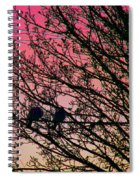 Sunset Lovers Spiral Notebook