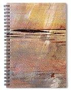 Sunset Magic Spiral Notebook