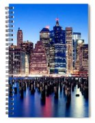 Magic Manhattan Spiral Notebook