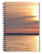 Sunset Sail Spiral Notebook