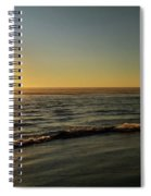 Sunset Serenity Spiral Notebook