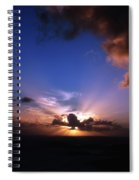 Sunset St. Thomas Spiral Notebook