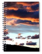 Sunset Supreme Spiral Notebook