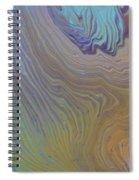 Sunset Wood Spiral Notebook
