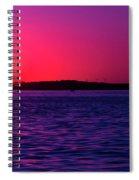 Sunsets Happen Spiral Notebook