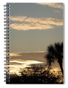 Sunsets In The West Spiral Notebook