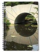 Sunshine Brige Reflection Spiral Notebook