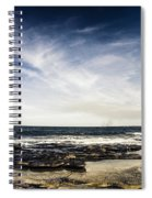 Sunshine Coast Landscape Spiral Notebook