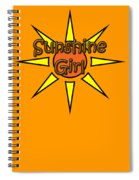 Sunshine Girl Spiral Notebook