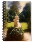 Sunshine Lady Spiral Notebook