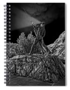Sunshine Mine Disaster Memorial -  Idaho State Spiral Notebook