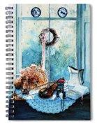Sunshine Treasures Spiral Notebook