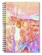 Sunshine Walk Spiral Notebook