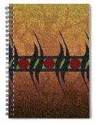 Sunspots Spiral Notebook