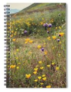 Super Bloom Spiral Notebook